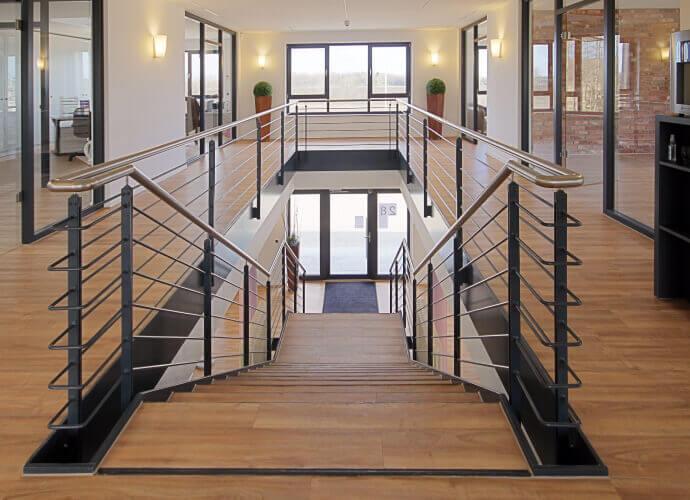 Grote ihr kompetenter partner im hallenbau for Modern massiv bauen halle