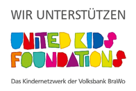 Logo der United Kids Foundation.